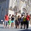 Olaszországi turné