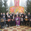 A Poljanci folklórcsoport Salzburgban