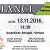 Folklorenachmittag 2016