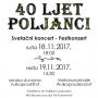 40 ljet Poljanci – 40 Jahre Poljanci – 40 years Poljanci – 40 éves Poljanci